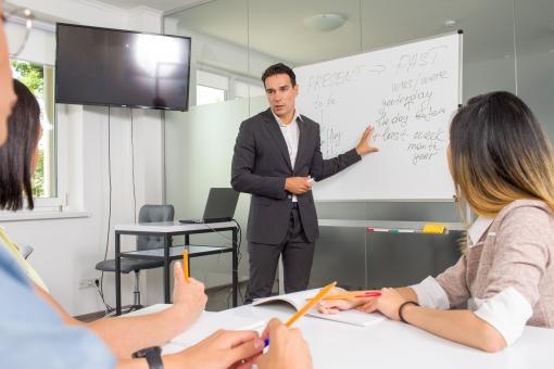 英会話教室の利用方法